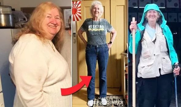 Senior loses weight incredible journey_senior choices online